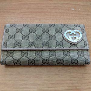 Gucci Wallet #51***